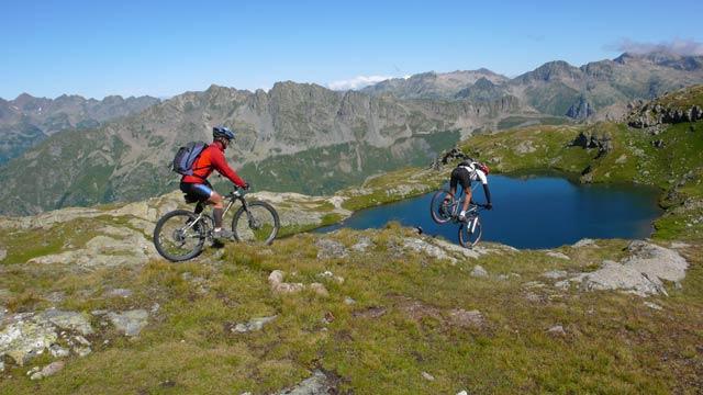 Circuit vtt tour des grandes rousses autour de alpe d 39 huez - Alpe d huez office de tourisme ...